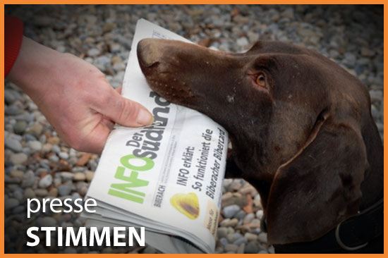 Dog Lodge Hundehotel - Pressestimmen