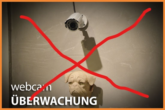 Dog Lodge Hundehotel - Webcam Überwachung